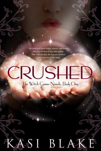 Crushed (The Witch-Game Novels Book 1) by Kasi Blake